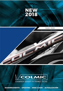 Katalog Nowości Colmic 2018